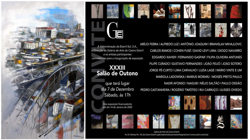 Exposicao_Artista_Plastico_Rui_Carruco_Salao_Outono_Casino_Estoril