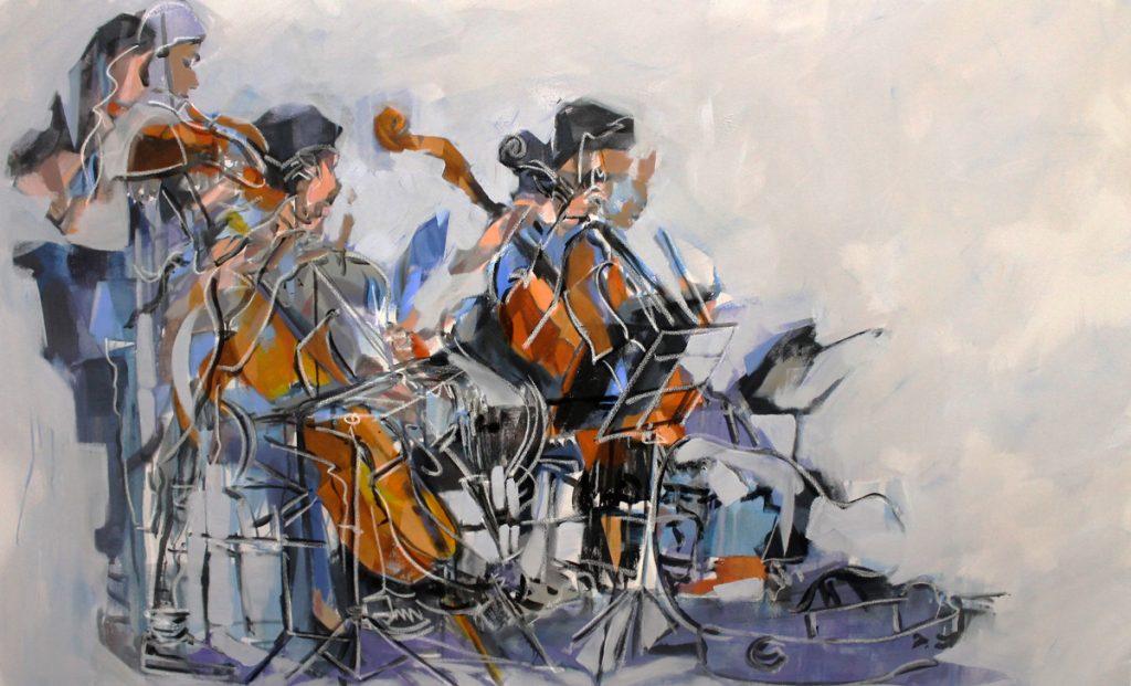 Galeria Pintura Artista Plastico Rui Carruco 2020 Momentos-classicos-Classic-moments